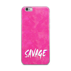 All Pink/ iPhone Case