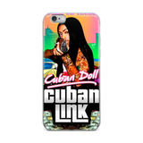 Cuban link /iPhone Case