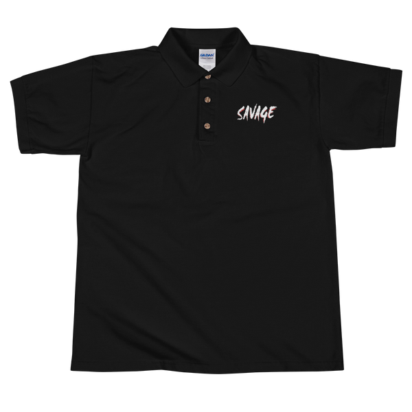 SAVAGE / unisex/ Polo Shirt