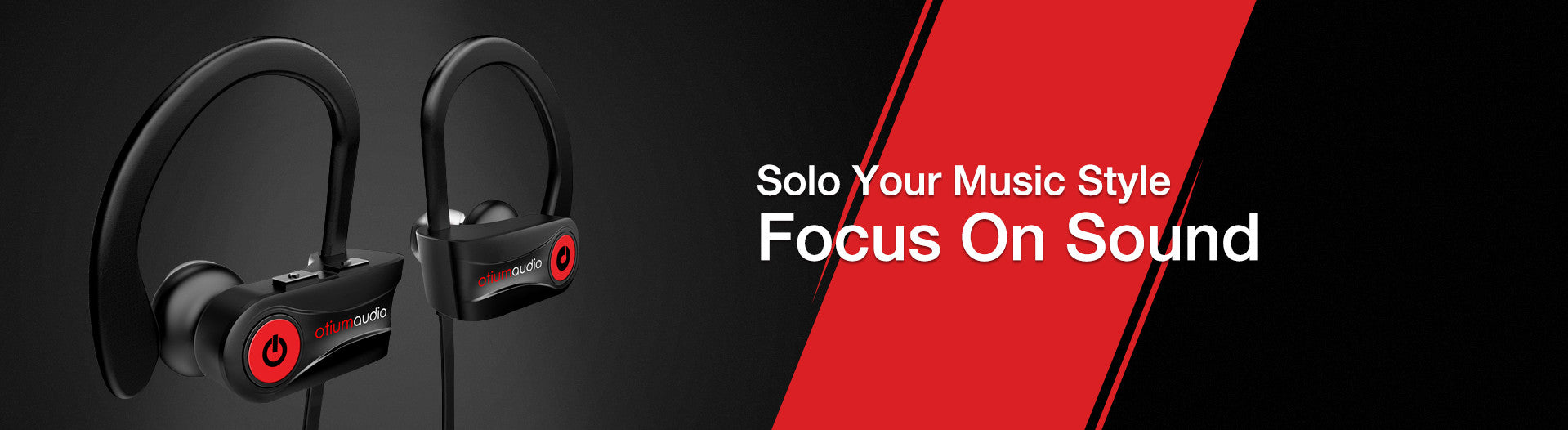 Otium solo bluetooth headphone