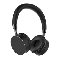 Otium Bluetooth Headsets, Wireless/Wired On Ear Stereo Bass Noise Cancelling Headphones with Aux Input Built-In Microphone