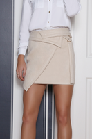 Jezebel Suede Skirt by Runaway