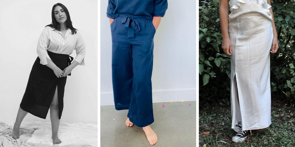Capsule Wardrobe Sustainable Fashion, Only Limited NZ Bottoms