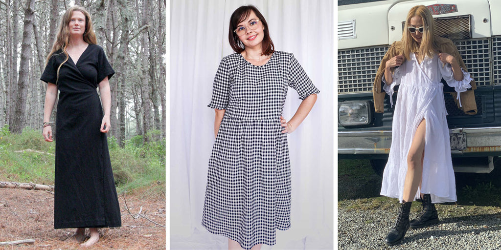 Capsule Wardrobe Sustainable Fashion, Only Limited NZ Dresses
