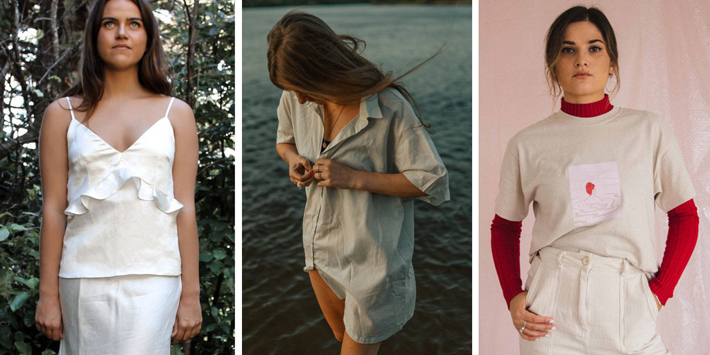 Capsule Wardrobe Sustainable Fashion, Only Limited NZ Tops