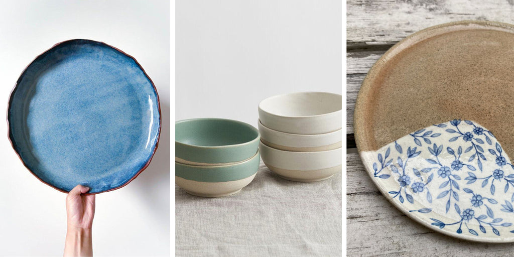 Ceramics and Pottery on Only Limited NZ plates and bowls