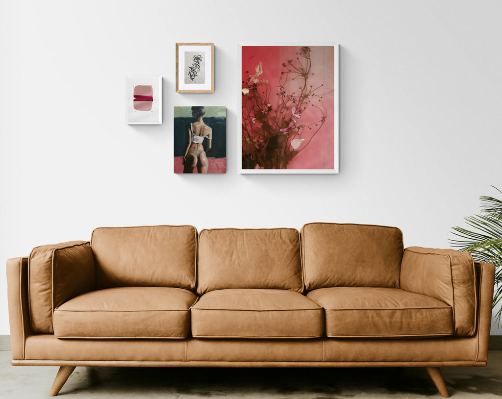 Gallery Wall Colour Palette Only Limited New Zealand