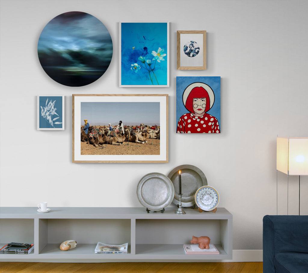 Gallery Wall Focus Artwork Only Limited New Zealand