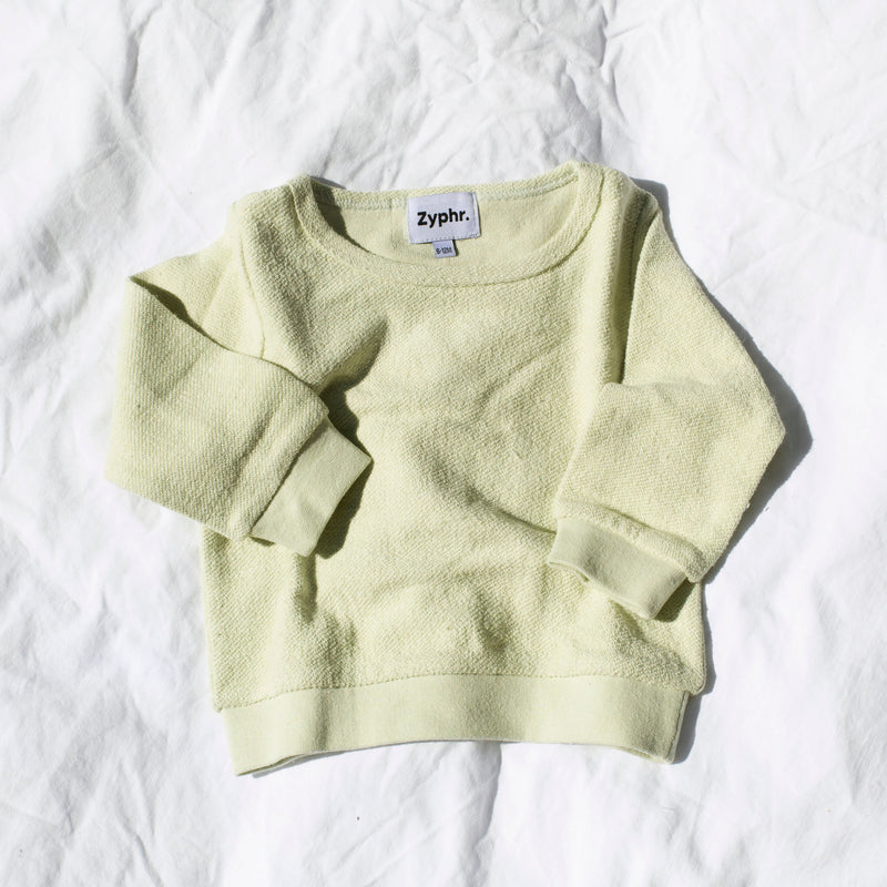 Terry Jumper - Sage