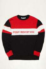 "Mens Sweatshirt With ""Post Soviet Kid"" Print - krawaii.com"