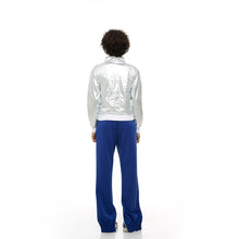 Silver Jacket - krawaii.com
