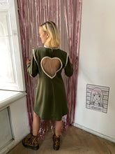 Khaki Dress - krawaii.com