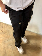 Black Pants With Pockets - krawaii.com