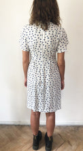 White  Floral Summer Dress - krawaii.com