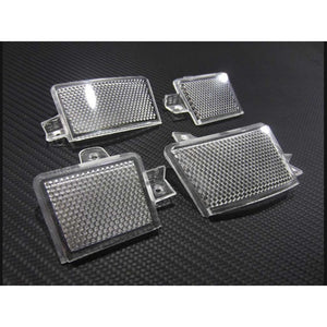 Klearz 2015+ F150 Clear Headlight Markers