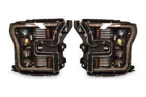 2015-17 Ford F-150 LED Headlights