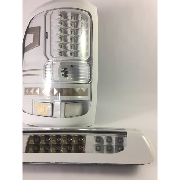 04-08 Ford F150 Color Matched Tail Lights