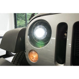 07-17 Jeep Wrangler Headlight Projector Package