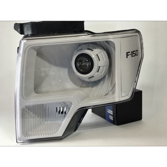 09-14 F-150 Custom Headlights