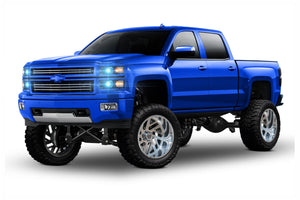 Chevy Silverado 14-15 Headlight Projector Package