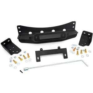 GM Hidden Winch Mounting Plate 2007-2013 Silverado/Sierra