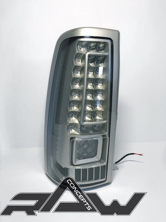 1999-2006 Chevy Silverado/GMC Sierra Custom Tail Lights