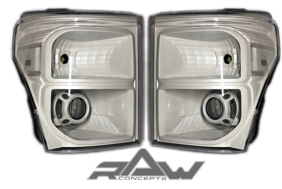 2011-2016 F250/F350 Retrofit Headlights