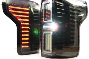 15-17 Ford F-150 XB LED Tail Lights