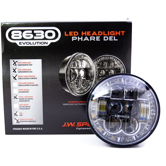 JW Speaker 8630 Evolution (5 3/4