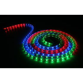 RAW Concepts 16.4ft Waterproof RGB Strip w/ IR Remote