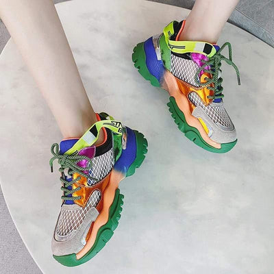Woman's Sneakers Star Sneakers at $97.00