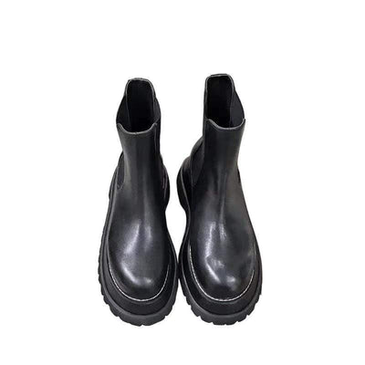 BASSO Arka Leather Boots