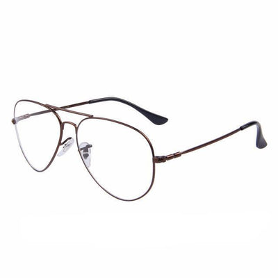 BASSO Aviatore Clear Glasses