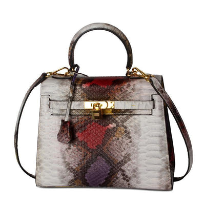 BASSO Boa Leather Bag