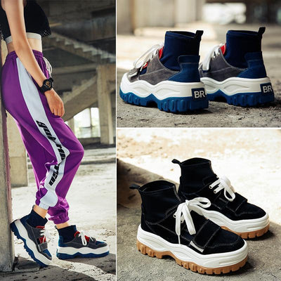Woman's Sneakers BR Top Sneakers at $72.00