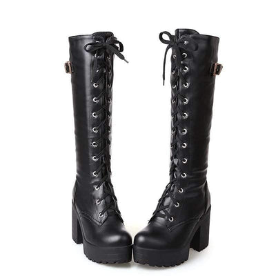 Woman's Knee-High Boots Corolla Boots at $69.00