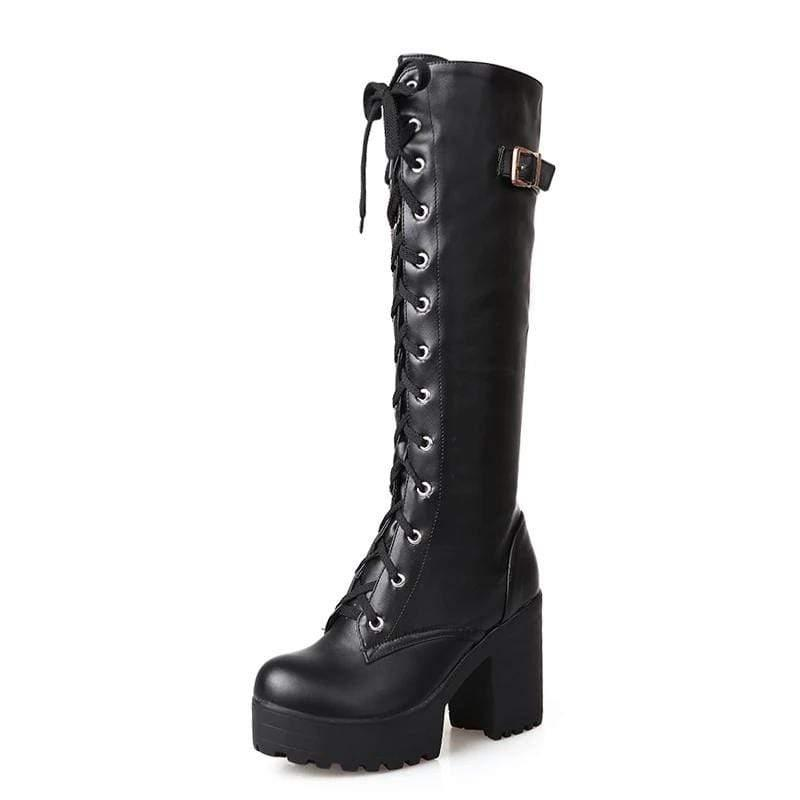 Woman's Knee-High Boots Corolla Boots at $59.00