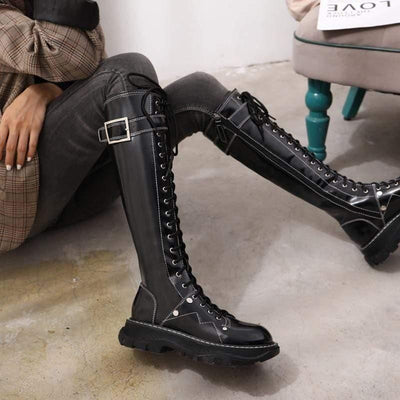 Woman's Boots Dhaka Knee-High Boots at $108.00