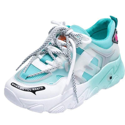 Woman's Sneakers Duo Vibe Sneakers at $62.00
