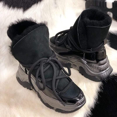Woman's Boots Eskimo Winter Sneakers at $135.00