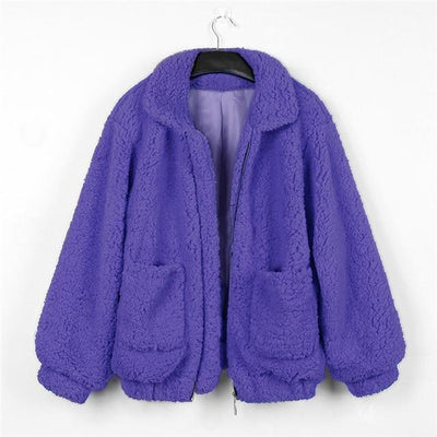 Woman's Faux Fur Coat Fernada's Coat at $45.99
