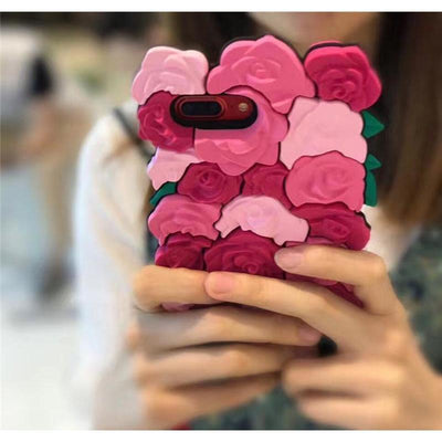 BASSO Flower Power Phone Case