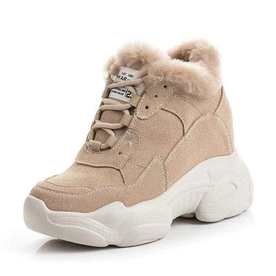 BASSO Fluffy  Winter Sneakers