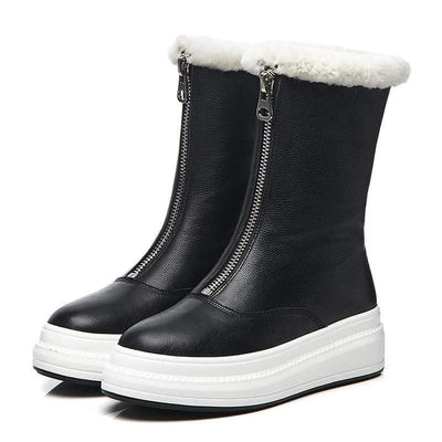 Woman's Boots Frozen Winter Boots at $124.00