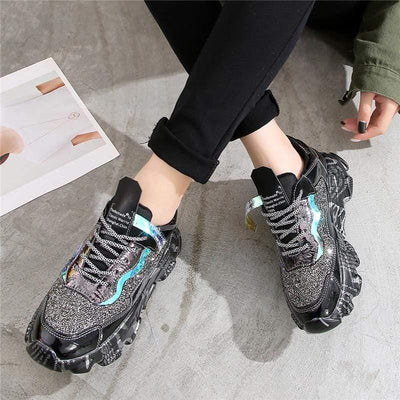 Woman's Sneakers Galactic Sneakers at $69.00