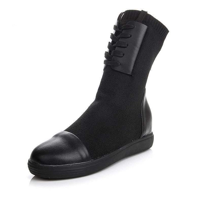 Woman's Boots High Top Tumi Boots at $75.00
