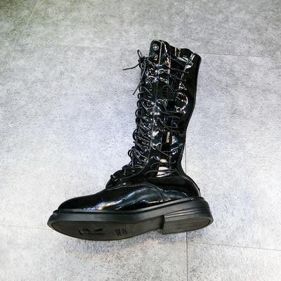 BASSO Hollow Boots