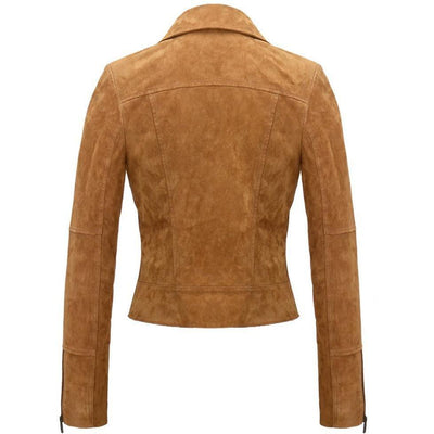 BASSO Jay Leather Jacket