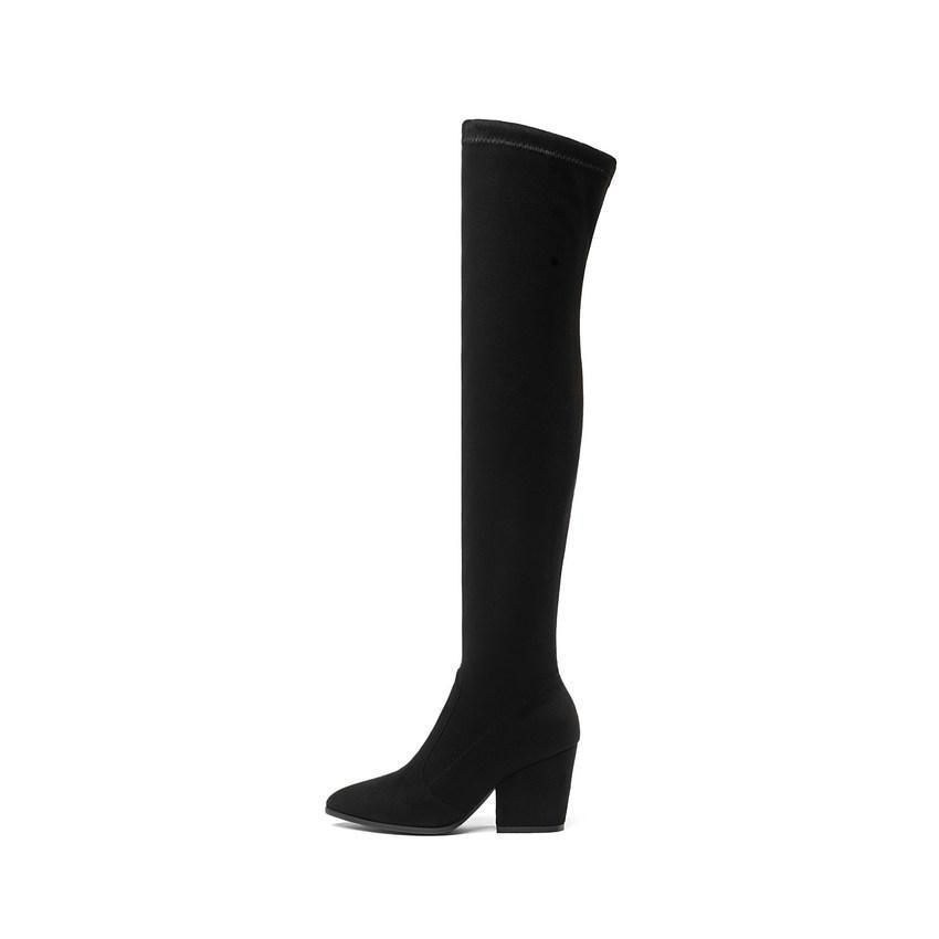 Woman's Over-the-Knee Boots Jonas Boots at $70.00