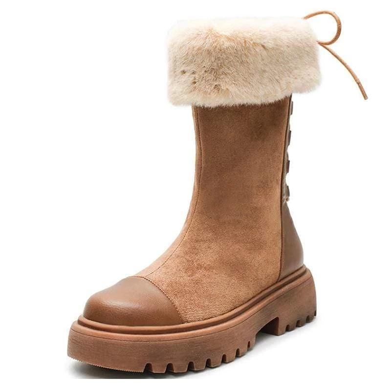 Woman's Boots Katia Fur Boots at $65.99
